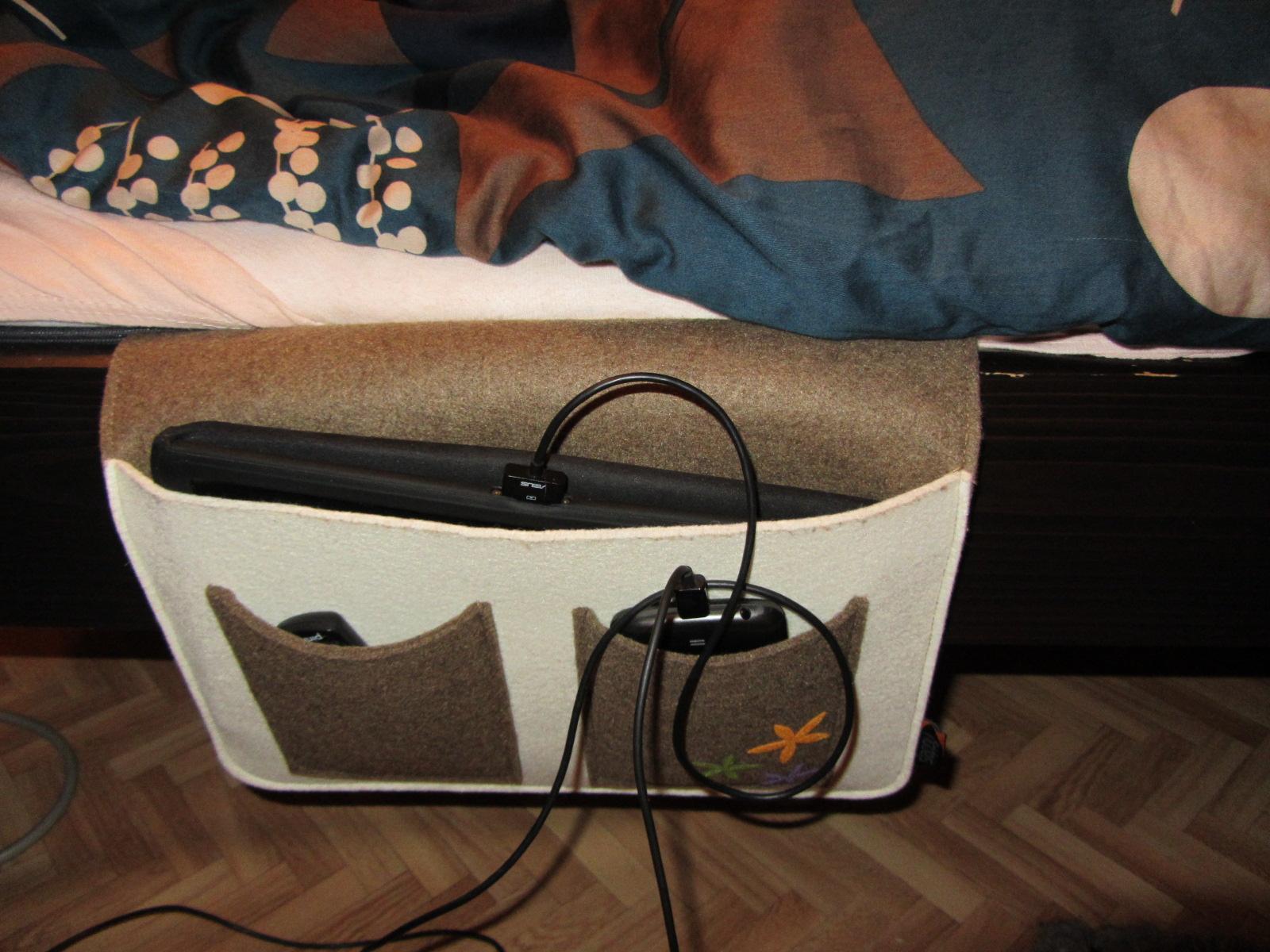 Mein Bett-Buttler