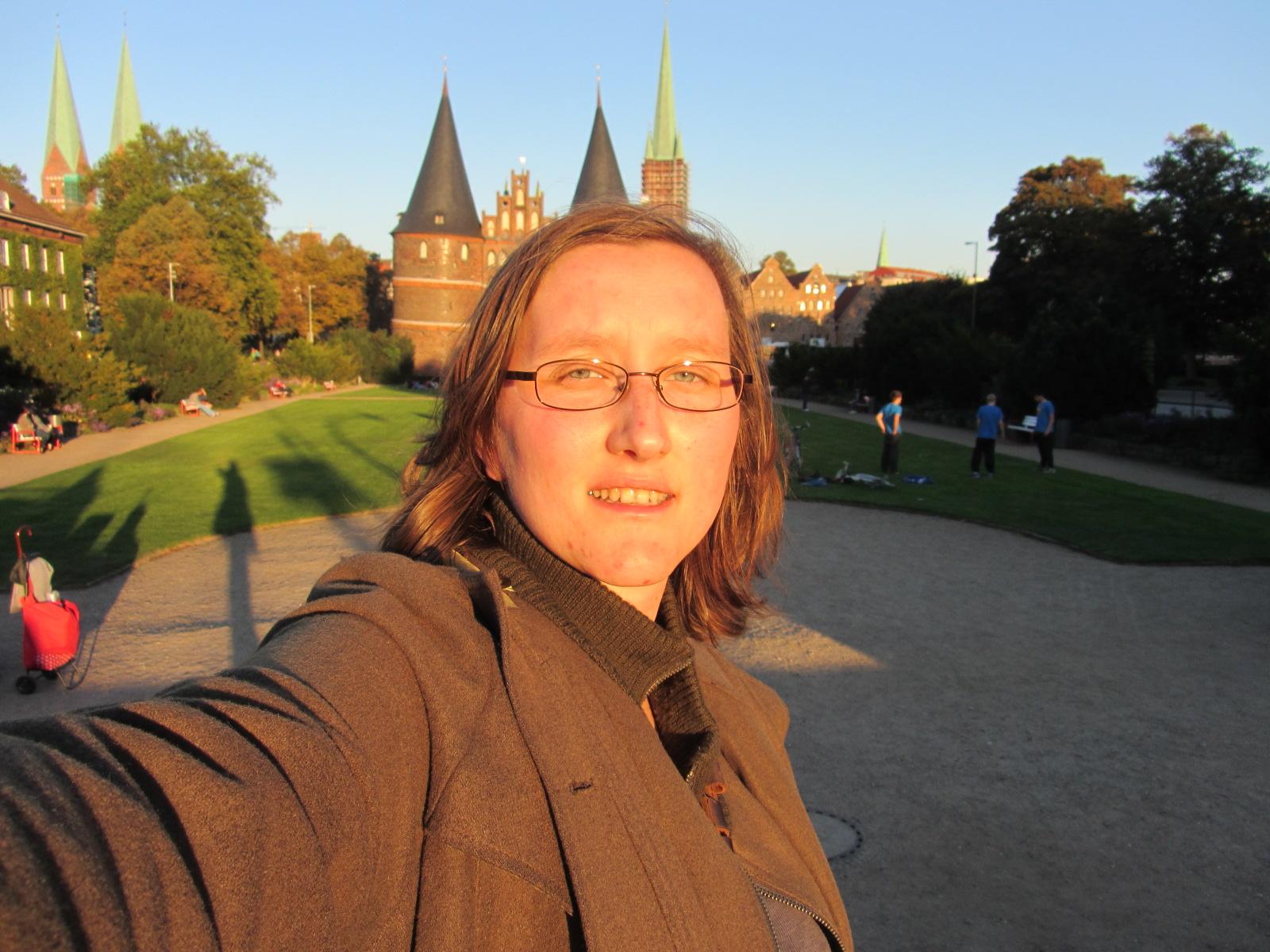 Lübeck-Selfie